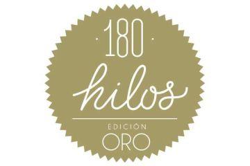 180 Hilos Edición Oro