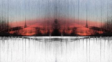 perfect brilliant stillness de alba g. corral en escalera de incendios